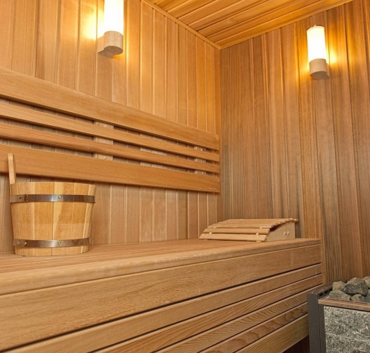 Полок для бани из кедра