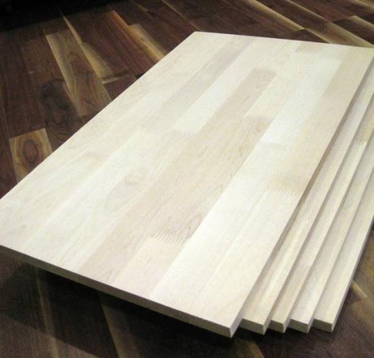 Мебельный щит из кедра